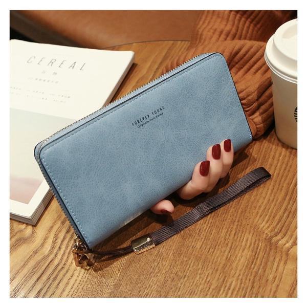 長財布 財布 大容量 レディース お財布 おしゃれ サイフ カード入れ 使いやすい ポイントカード クレジットカード 収納 ケース|orangecoco|14