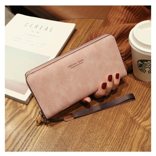 長財布 財布 大容量 レディース お財布 おしゃれ サイフ カード入れ 使いやすい ポイントカード クレジットカード 収納 ケース|orangecoco|15