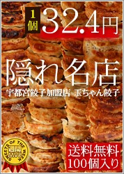 宇都宮餃子