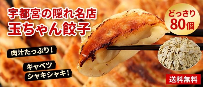 玉ちゃん餃子