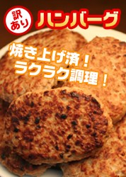 業務用ジュ〜シ〜ハンバーグ