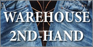 WAREHOUSE 2nd-hand