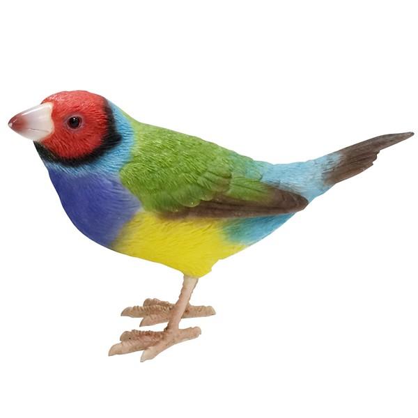 バーディ ビル コキンチョウ 小鳥のオブジェ 置物 インテリア