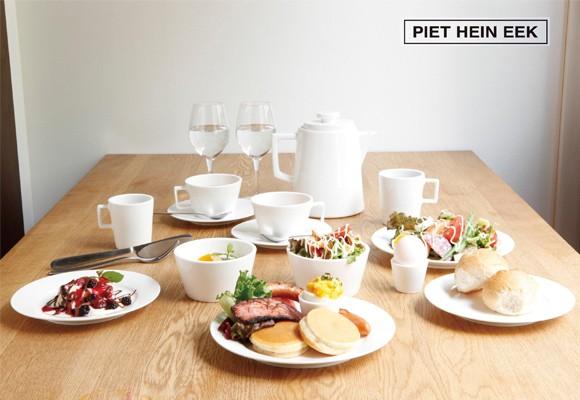 DINNERWARE・piet hein eek・食器・ニューボーンチャイナ