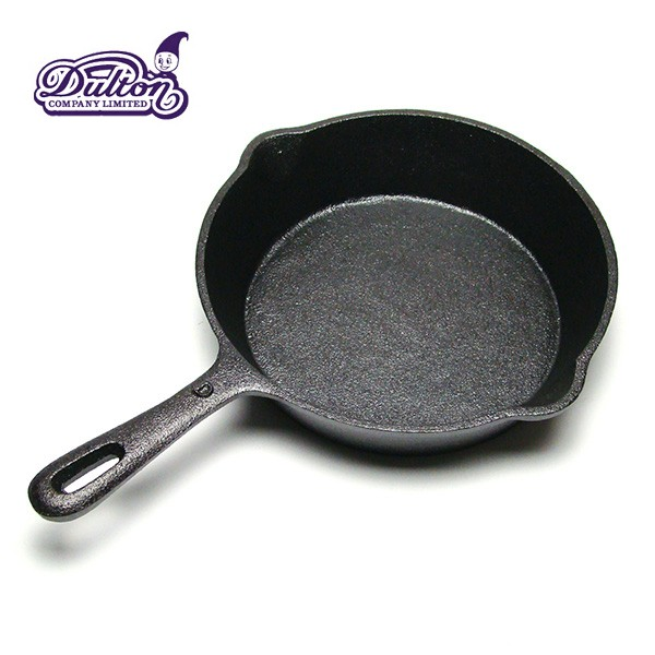 DULTON GLUTTON SKILLET ダルトン グラットン スキレット 鉄鍋 フライパン