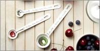 ステンレス琺瑯 ティースプーン おしゃれ かわいい カトラリー 日本製 琺瑯 スプーン