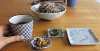 monono ahare 吉祥文様 印判 蕎麦猪口 箸置き 小鉢
