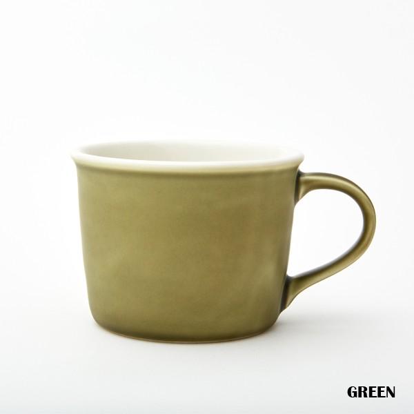 MOISCUP ペロカリエンテ モイスカップ おしゃれ マグカップ 磁器 日本製