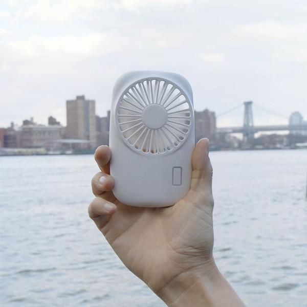 キッカーランド ポケットトルネード 扇風機 ハンディ USB 携帯用 モバイル ポータブルファン