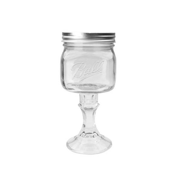 おしゃれなビンのマルガリータ グラス レッドネック メイソンジャー ガラス瓶 コップ