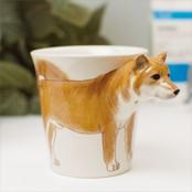 大人気 アニマルマグ 可愛い動物の立体マグカップ