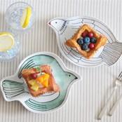 ノル バード トレイ おしゃれ かわいい 鳥型のお皿 アクセサリートレイ