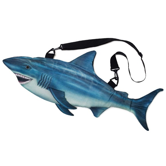 フィッシュバッグ・ショルダーバッグ・サメ