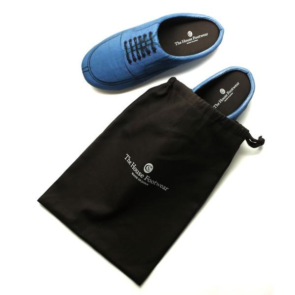 The House Footwear U Chip おしゃれ ルームシューズ スリッパ メンズ レディース 日本製