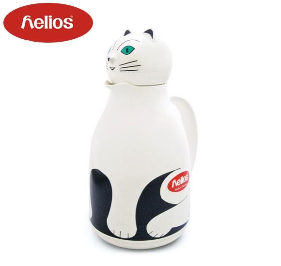 helios・ヘリオス・卓上ポット・保温・魔法瓶・サーモキャット・ネコ