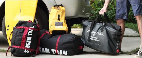 stream trail ストリームトレイル 防水バッグ バックパック トートバッグ ショルダーバッグ