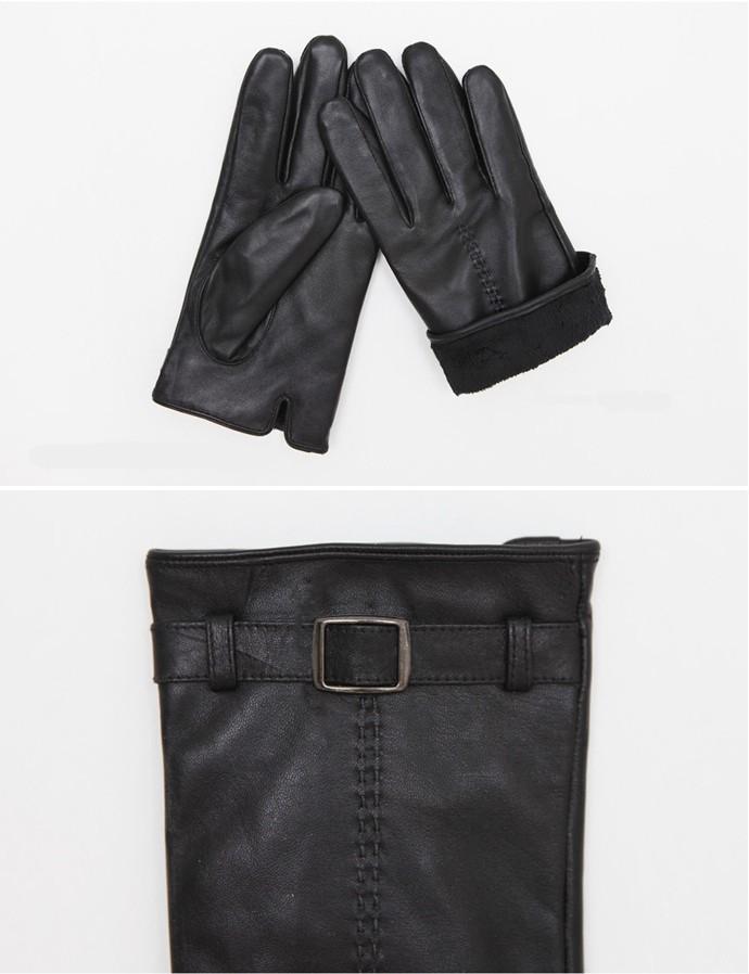 スマホ手袋 革手袋 メンズ おしゃれ