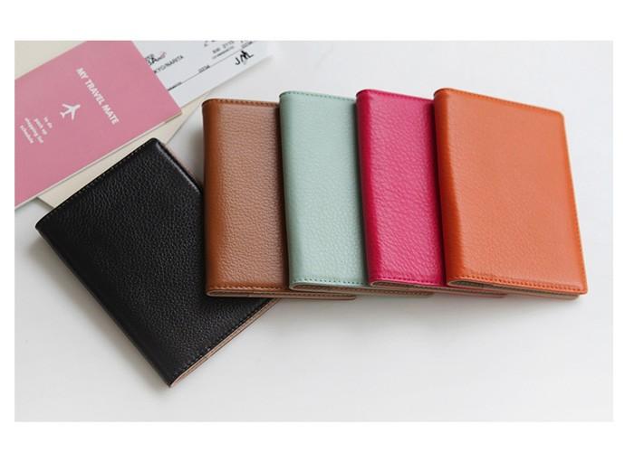 パスポートケース 革 パスポートケース スキミング防止