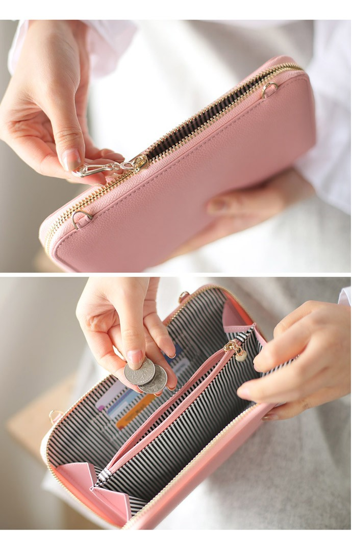 お財布バッグ ショルダーバッグ