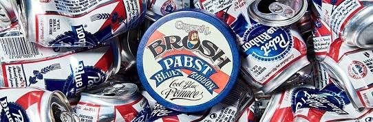 BROSH x PabstBlueRibbon