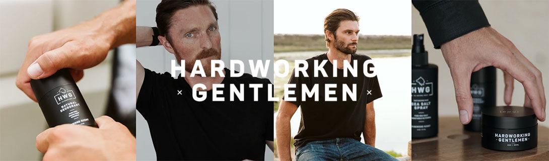 Hardworking Gentlemen ハードワーキング・ジェントルメン