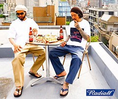 RADIALL × Dickies JOINT WORK