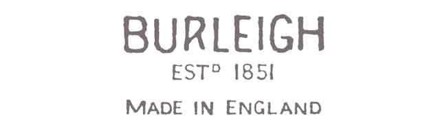 イギリス食器バーレイ社Burleigh