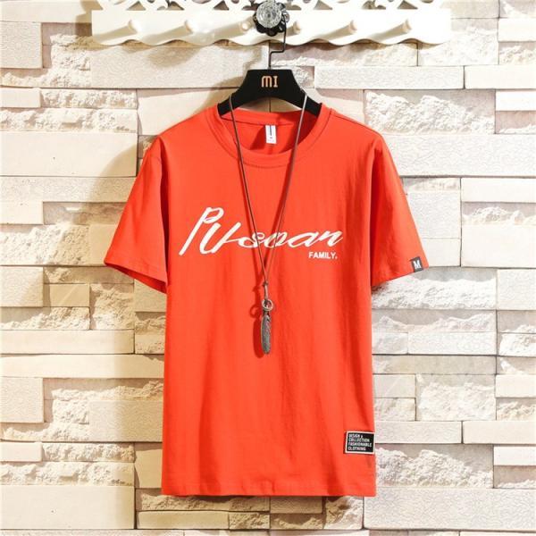 夏服 Tシャツ メンズ 半袖Tシャツ プリント カジュアル ルームウェア 部屋着 お兄系 ティーシャツ おしゃれ|otasukemann|16