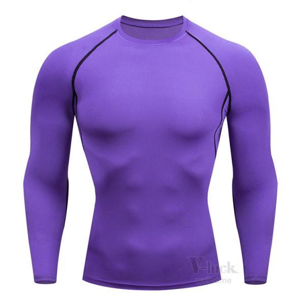 加圧シャツ メンズ アンダーシャツ Tシャツ 加圧インナー コンプレッションウェア 長袖 2019新作|otasukemann|27