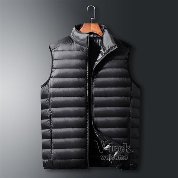 ダウンベスト メンズ ベスト 暖かいベスト キルティング ジャケット メンズベスト 防寒 おしゃれ アウター|otasukemann|14