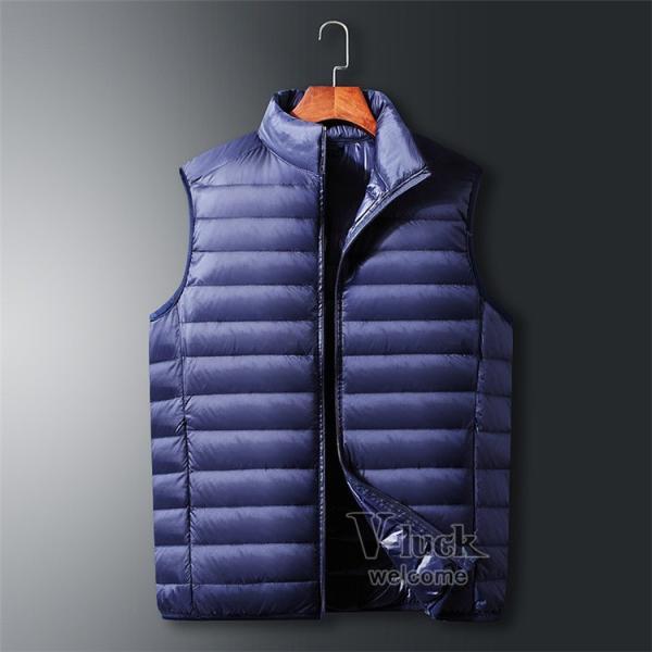 ダウンベスト メンズ ベスト 暖かいベスト キルティング ジャケット メンズベスト 防寒 おしゃれ アウター|otasukemann|12