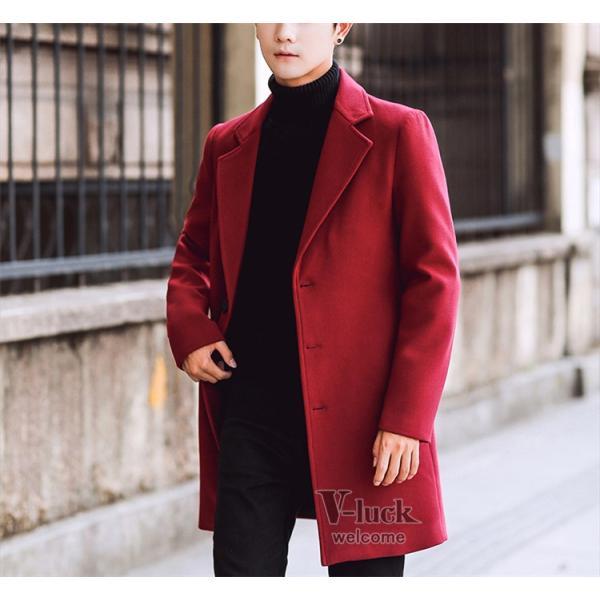 チェスターコート メンズ トレンチコート ビジネスジャケット 中綿ジャケット メンズコート 防寒 秋冬|otasukemann|26