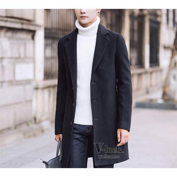 チェスターコート メンズ トレンチコート ビジネスジャケット 中綿ジャケット メンズコート 防寒 秋冬|otasukemann|27