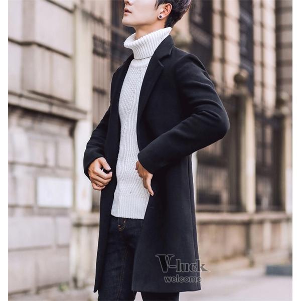 チェスターコート メンズ トレンチコート ビジネスジャケット 中綿ジャケット メンズコート 防寒 秋冬|otasukemann|35