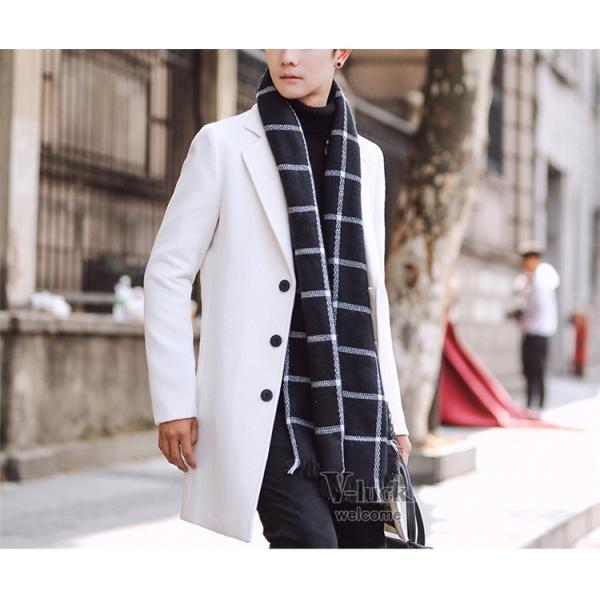 チェスターコート メンズ トレンチコート ビジネスジャケット 中綿ジャケット メンズコート 防寒 秋冬|otasukemann|28
