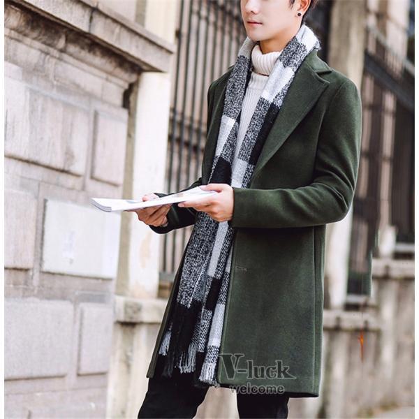 チェスターコート メンズ トレンチコート ビジネスジャケット 中綿ジャケット メンズコート 防寒 秋冬|otasukemann|24