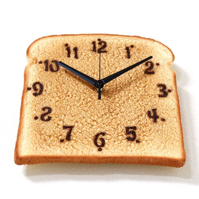 食品サンプル時計画像3