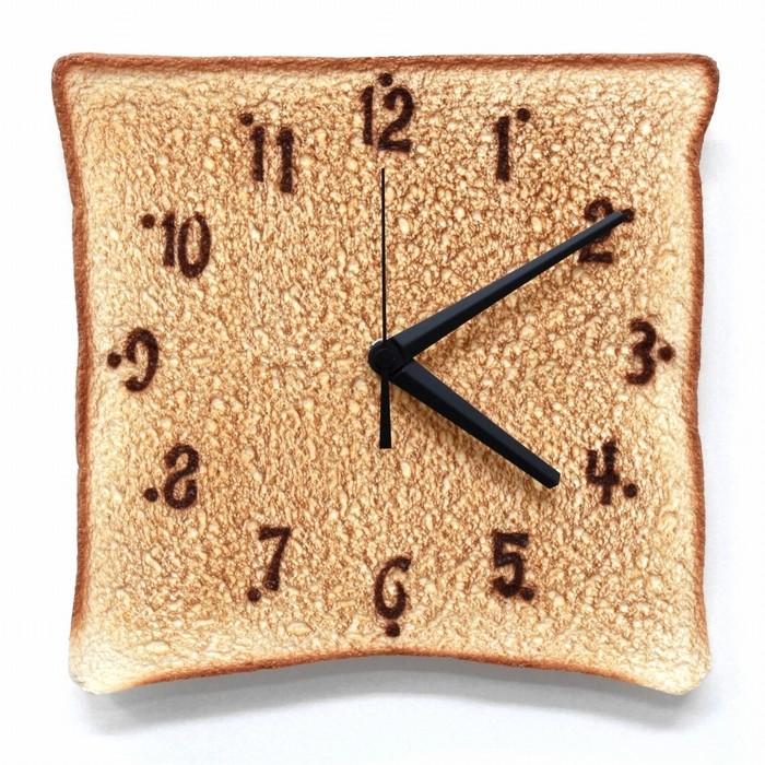 MEGAトースト時計2