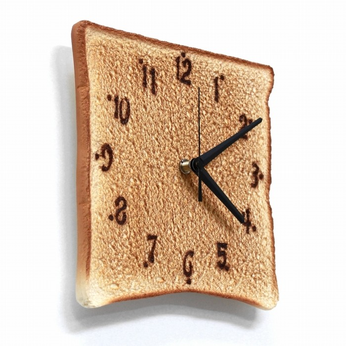 MEGAトースト時計3