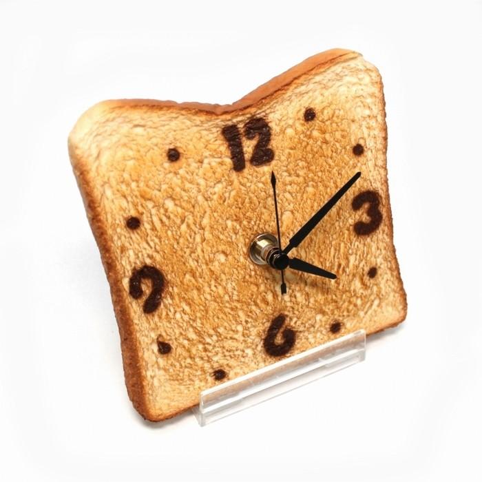 食品サンプル時計画像1