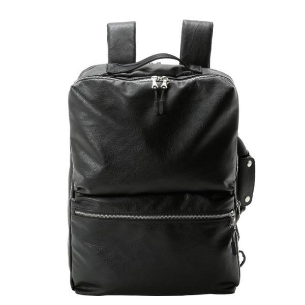 ビジネスバッグ 3way 軽量 大容量 リュックサック ショルダーバッグ メンズ 合成皮革 Biz3way Otias オティアス|otias|13