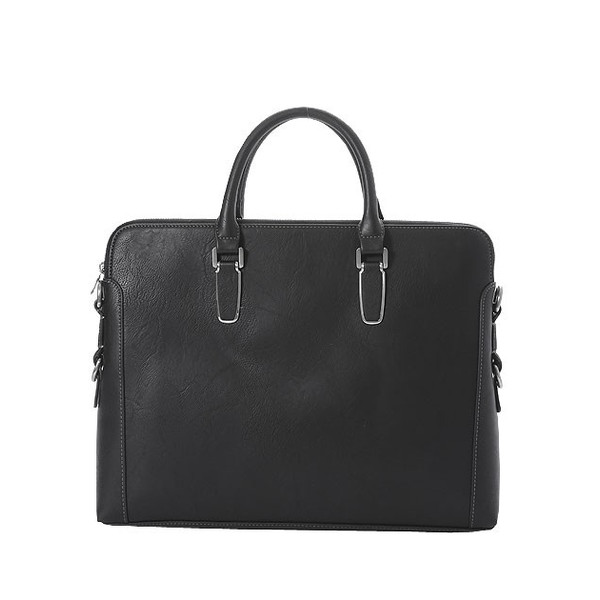 ビジネスバッグ ブリーフケース ダブル天ファスナー おしゃれ iPad収納 A4 男性 メンズ かばん 鞄 プレゼント Otias オティアス|otias|11