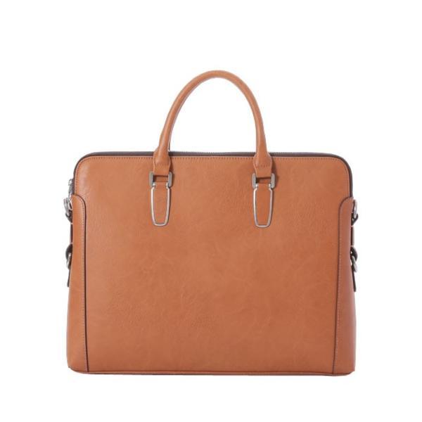 ビジネスバッグ ブリーフケース ダブル天ファスナー おしゃれ iPad収納 A4 男性 メンズ かばん 鞄 プレゼント Otias オティアス|otias|14