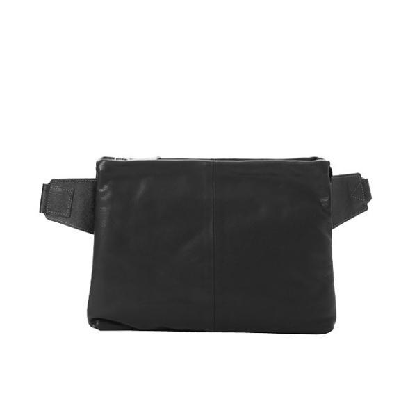 ボディバッグ メンズ ボディー ワンショルダー 本革 革 男性 iPad レディース B5 ステアレザーオイル仕上げ 角シボ型押し Otias オティアス プレゼント|otias|07