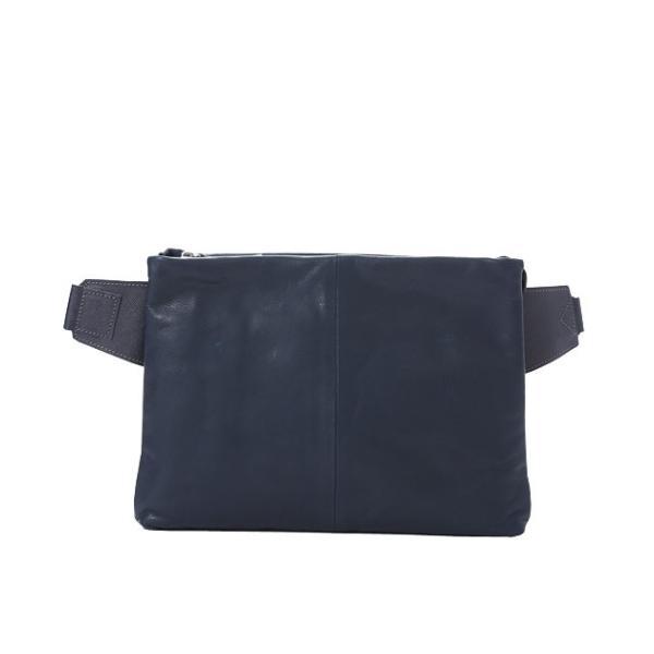 ボディバッグ メンズ ボディー ワンショルダー 本革 革 男性 iPad レディース B5 ステアレザーオイル仕上げ 角シボ型押し Otias オティアス プレゼント|otias|10