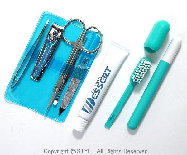 歯ブラシ 歯磨き粉 ピンセット 爪切り 耳かき ハサミ 爪ヤスリ 防災 災害 あすつく