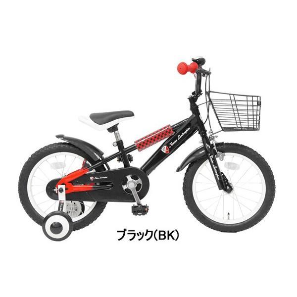 子供用自転車 16インチ ランボルギーニ 幼児用自転車 TL-16 カゴ付き 補助輪付き 男の子|otoko-style|07