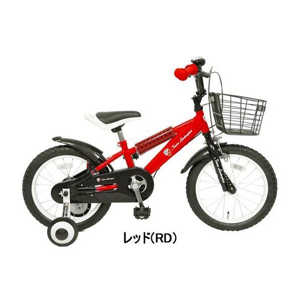 子供用自転車 16インチ ランボルギーニ 幼児用自転車 TL-16 カゴ付き 補助輪付き 男の子|otoko-style|06