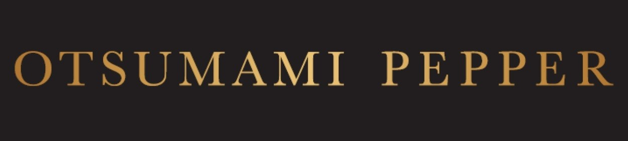 Otsumami pepper store ロゴ