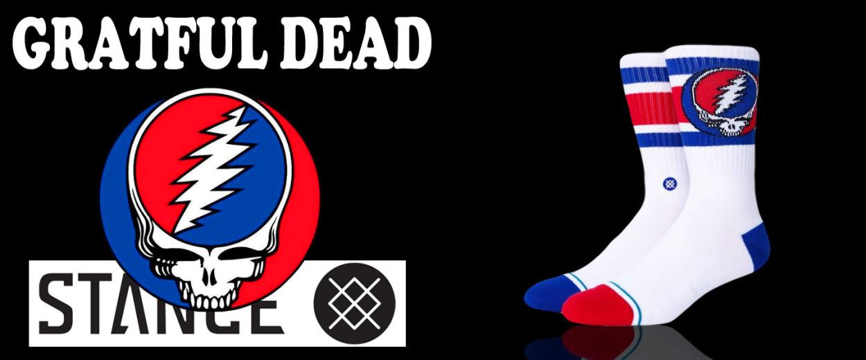 STANCE x Grateful Dead